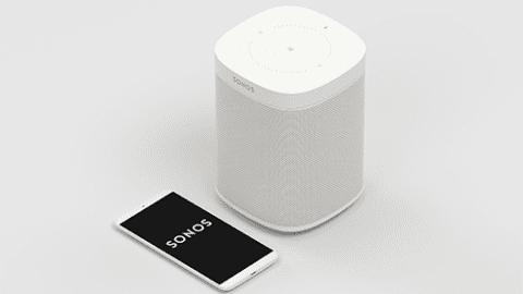 Hvordan koble Sonos til Nettverk